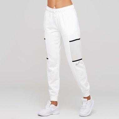 Спортивные штаны nike W Nsw Pant Ft Archive Rmx - 125304, фото 1 - интернет-магазин MEGASPORT