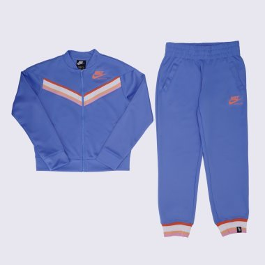 Спортивні костюми nike G Nsw Heritage Trk Suit - 125312, фото 1 - інтернет-магазин MEGASPORT