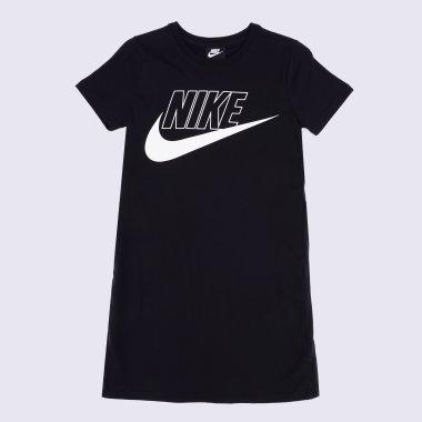 Платья nike G Nsw Futura Tshirt Dress - 127125, фото 1 - интернет-магазин MEGASPORT