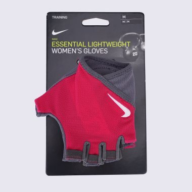 Перчатки nike Women's Gym Essential Fitness Gloves - 125376, фото 1 - интернет-магазин MEGASPORT