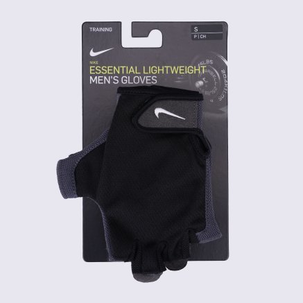 Перчатки Nike Men's Essential Fitness Gloves - 113013, фото 1 - интернет-магазин MEGASPORT