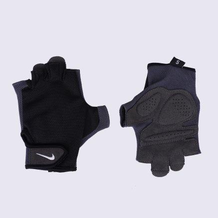 Перчатки Nike Men's Essential Fitness Gloves - 113013, фото 2 - интернет-магазин MEGASPORT