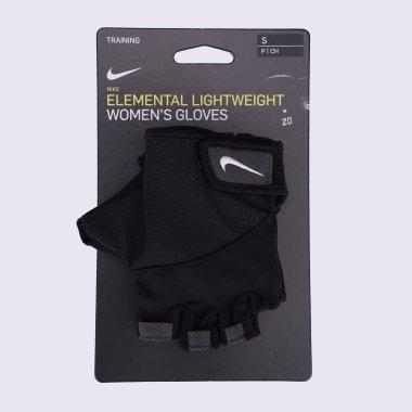 Рукавички nike Women's Gym Elemental Fitness Gloves - 120668, фото 1 - інтернет-магазин MEGASPORT