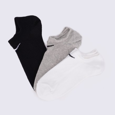 Шкарпетки Nike 3ppk Value No Show (S,M,L,Xl) - 4748, фото 1 - інтернет-магазин MEGASPORT