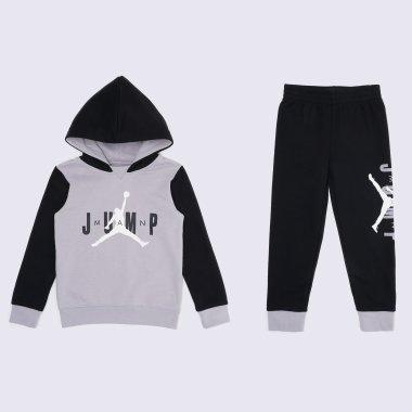 Спортивні костюми nike Jumpman Sideline Po & Jogger Set - 128857, фото 1 - інтернет-магазин MEGASPORT
