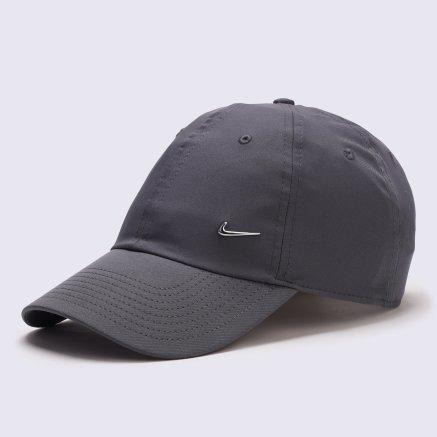 Кепка Nike U Nk H86 Cap Metal Swoosh - 114871, фото 1 - інтернет-магазин MEGASPORT