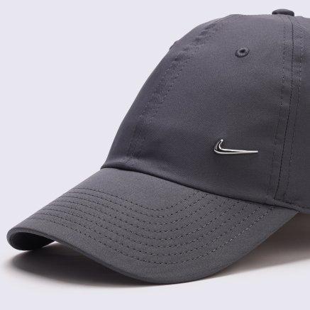 Кепка Nike U Nk H86 Cap Metal Swoosh - 114871, фото 4 - інтернет-магазин MEGASPORT