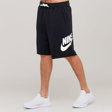 Шорти Nike M Nsw He Short Ft Alumni - 117755, фото 1 - інтернет-магазин MEGASPORT