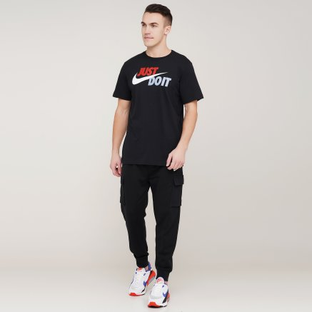 Футболка Nike M Nsw Tee Just Do It Swoosh - 114822, фото 2 - интернет-магазин MEGASPORT
