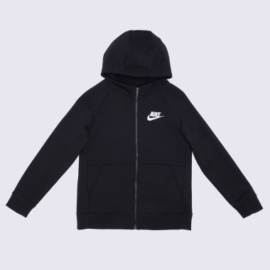 Кофты nike G Nsw Pe Full Zip - 128877, фото 1 - интернет-магазин MEGASPORT