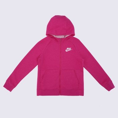 Кофти nike G Nsw Pe Full Zip - 128878, фото 1 - інтернет-магазин MEGASPORT