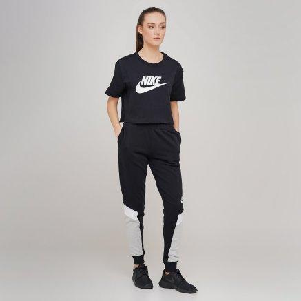 Футболка Nike W Nsw Tee Essntl Crp Icn Ftra - 114860, фото 2 - інтернет-магазин MEGASPORT