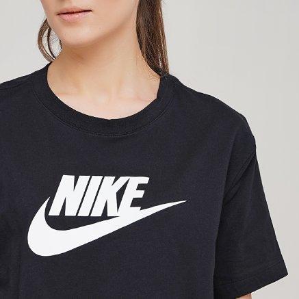 Футболка Nike W Nsw Tee Essntl Crp Icn Ftra - 114860, фото 4 - інтернет-магазин MEGASPORT