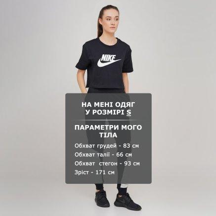 Футболка Nike W Nsw Tee Essntl Crp Icn Ftra - 114860, фото 6 - інтернет-магазин MEGASPORT