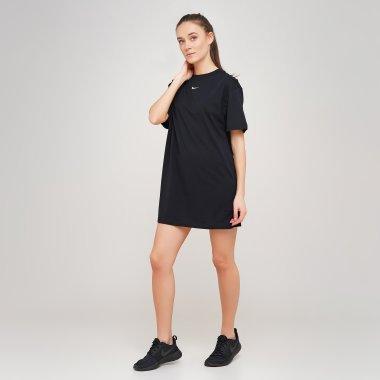 Платья nike W Nsw Essntl Dress - 128638, фото 1 - интернет-магазин MEGASPORT