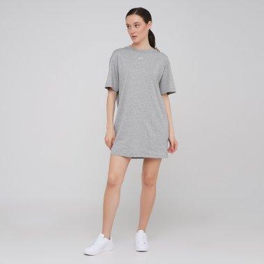 Платья nike W Nsw Essntl Dress - 135381, фото 1 - интернет-магазин MEGASPORT
