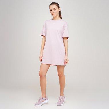 Плаття nike W Nsw Essntl Dress - 128698, фото 1 - інтернет-магазин MEGASPORT