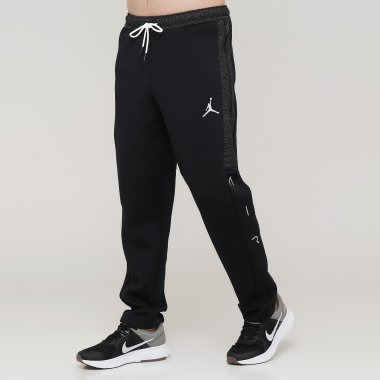 Спортивные штаны nike M J Air Fleece Pant - 135508, фото 1 - интернет-магазин MEGASPORT