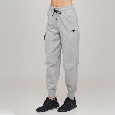Спортивные штаны nike W Nsw Tch Flc Pant Hr - 128716, фото 1 - интернет-магазин MEGASPORT
