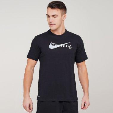 Футболки nike M Nk Dfc Tee Sw Training - 128726, фото 1 - интернет-магазин MEGASPORT