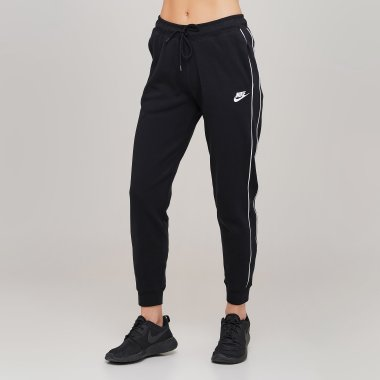 Спортивные штаны nike W Nsw Jogger Mlnm Flc Mr - 128651, фото 1 - интернет-магазин MEGASPORT