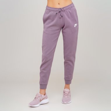 Спортивные штаны nike W Nsw Jogger Mlnm Flc Mr - 128652, фото 1 - интернет-магазин MEGASPORT