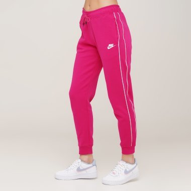 Спортивные штаны nike W Nsw Jogger Mlnm Flc Mr - 128909, фото 1 - интернет-магазин MEGASPORT