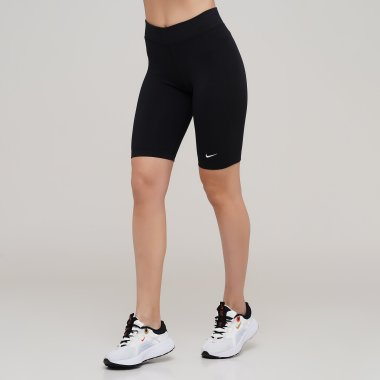 Шорты nike W Nsw Essntl Bike Short Lbr Mr - 128910, фото 1 - интернет-магазин MEGASPORT