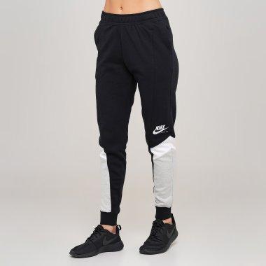 Спортивні штани nike W Nsw Heritage Jogger Flc Mr - 128653, фото 1 - інтернет-магазин MEGASPORT