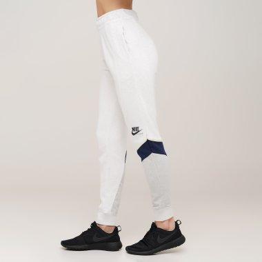 Спортивні штани nike W Nsw Heritage Jogger Flc Mr - 128916, фото 1 - інтернет-магазин MEGASPORT