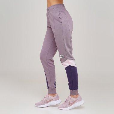 Спортивные штаны nike W Nsw Heritage Jogger Flc Mr - 128654, фото 1 - интернет-магазин MEGASPORT