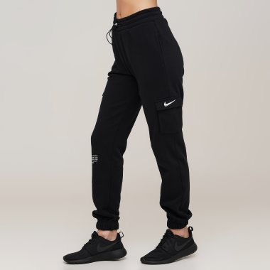 Спортивные штаны nike W Nsw Swsh Pant Ft Mr - 128923, фото 1 - интернет-магазин MEGASPORT
