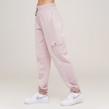 Спортивные штаны nike W Nsw Swsh Pant Ft Mr - 128924, фото 1 - интернет-магазин MEGASPORT