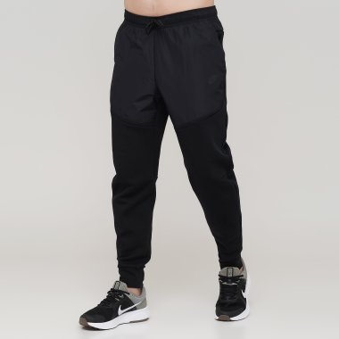 Спортивные штаны nike M Nsw Tch Flc Wvn Jggr Mix - 135528, фото 1 - интернет-магазин MEGASPORT