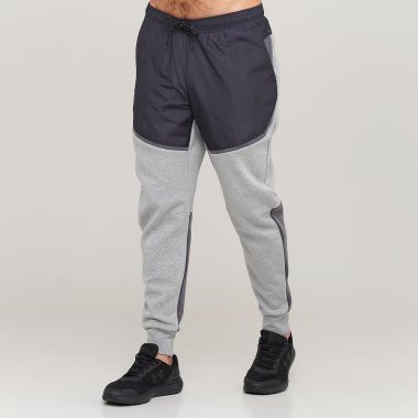 Спортивні штани nike M Nsw Tch Flc Wvn Jggr Mix - 128729, фото 1 - інтернет-магазин MEGASPORT