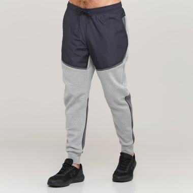 Спортивные штаны nike M Nsw Tch Flc Wvn Jggr Mix - 128729, фото 1 - интернет-магазин MEGASPORT