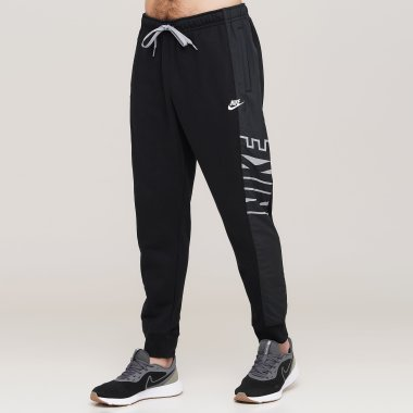 Спортивные штаны nike M Nsw Ce Ft Jggr Snl ++ - 128931, фото 1 - интернет-магазин MEGASPORT