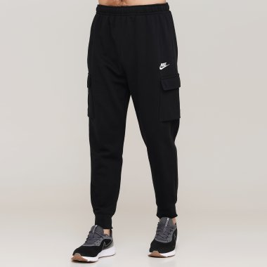 Спортивные штаны nike M Nsw Club Ft Cargo Pant - 128935, фото 1 - интернет-магазин MEGASPORT
