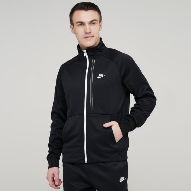 Кофты nike M Nsw Te N98 Pk Jkt Tribute - 128938, фото 1 - интернет-магазин MEGASPORT