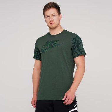Футболки nike M Nsw Tee Futura Club Fill - 135429, фото 1 - интернет-магазин MEGASPORT