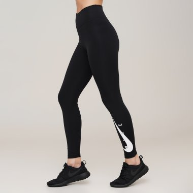 Лосины nike W Nk Swoosh Run Tight 7/8 - 128953, фото 1 - интернет-магазин MEGASPORT