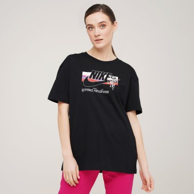 Футболки nike W Nsw Tee Ss Collage - 128966, фото 1 - интернет-магазин MEGASPORT