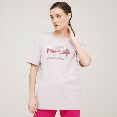 Футболки nike W Nsw Tee Ss Collage - 128967, фото 1 - интернет-магазин MEGASPORT