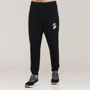 Спортивные штаны nike M Nsw Cf Ft Pant Wtour - 128971, фото 1 - интернет-магазин MEGASPORT