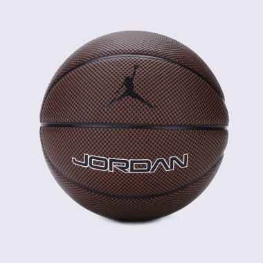 М'ячі nike Jordan Legacy 8p - 113008, фото 1 - інтернет-магазин MEGASPORT