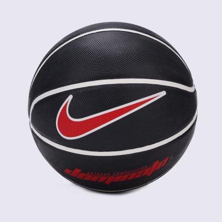 М'яч Nike Dominate 8p Black/White/White/University Red 05 - 114914, фото 1 - інтернет-магазин MEGASPORT
