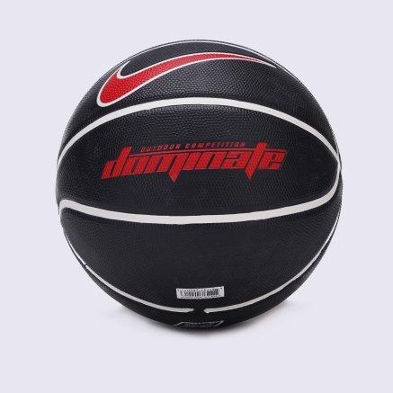 М'яч Nike Dominate 8p Black/White/White/University Red 05 - 114914, фото 2 - інтернет-магазин MEGASPORT