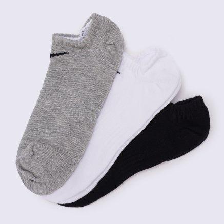 Шкарпетки Nike Everyday Lightweight No-Show - 117722, фото 1 - інтернет-магазин MEGASPORT