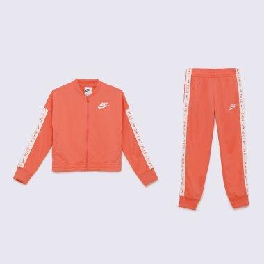 Спортивні костюми nike G NSW TRK SUIT TRICOT - 140201, фото 1 - інтернет-магазин MEGASPORT
