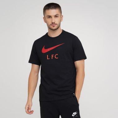 Футболки nike LFC M NK SWOOSH CLUB TEE - 140213, фото 1 - интернет-магазин MEGASPORT